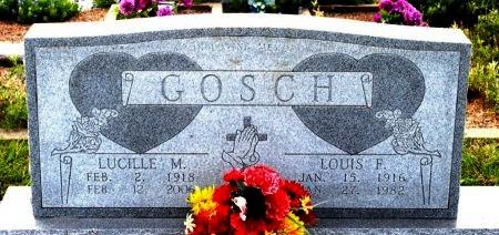 GOSCH, LOUIS F. - Fayette County, Texas | LOUIS F. GOSCH - Texas Gravestone Photos