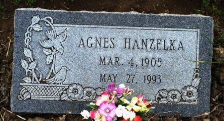 HANZELKA, AGNES - Fayette County, Texas   AGNES HANZELKA - Texas Gravestone Photos