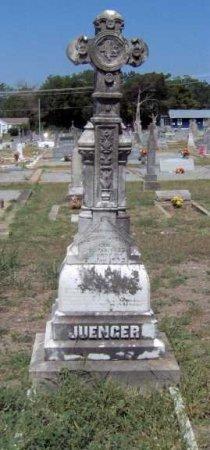 JUENGER, FERDINAND - Fayette County, Texas   FERDINAND JUENGER - Texas Gravestone Photos