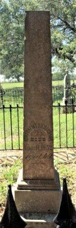RICHARDSON, CHAUNCEY - Fayette County, Texas   CHAUNCEY RICHARDSON - Texas Gravestone Photos