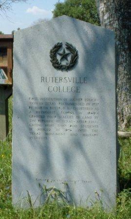 *STONE MEMORIAL,  - Fayette County, Texas |  *STONE MEMORIAL - Texas Gravestone Photos