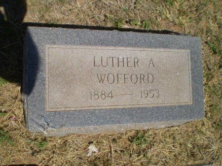 WOFFORD, LUTHER ALEXANDER - Floyd County, Texas | LUTHER ALEXANDER WOFFORD - Texas Gravestone Photos
