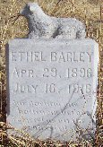 BAGLEY, ETHEL - Foard County, Texas   ETHEL BAGLEY - Texas Gravestone Photos