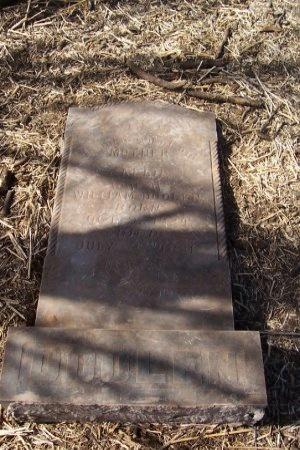 "FOSTER DOOLEN, SARAH ""SALLIE"" - Foard County, Texas | SARAH ""SALLIE"" FOSTER DOOLEN - Texas Gravestone Photos"