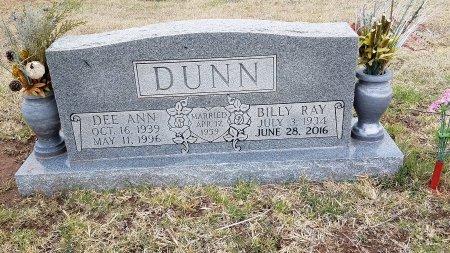 DUNN, DEEANN - Foard County, Texas | DEEANN DUNN - Texas Gravestone Photos