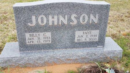 JOHNSON, FAYE - Foard County, Texas | FAYE JOHNSON - Texas Gravestone Photos