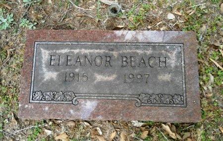 BEACH, ELEANOR - Fort Bend County, Texas | ELEANOR BEACH - Texas Gravestone Photos