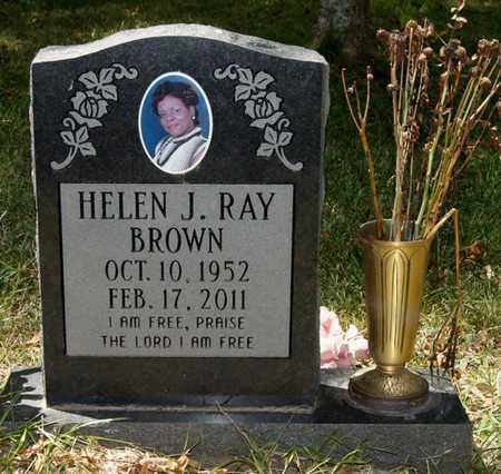 BROWN, HELEN J - Fort Bend County, Texas | HELEN J BROWN - Texas Gravestone Photos