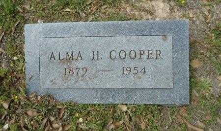 COOPER, ALMA H. - Fort Bend County, Texas | ALMA H. COOPER - Texas Gravestone Photos