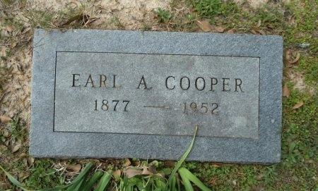 COOPER, EARL A. - Fort Bend County, Texas   EARL A. COOPER - Texas Gravestone Photos
