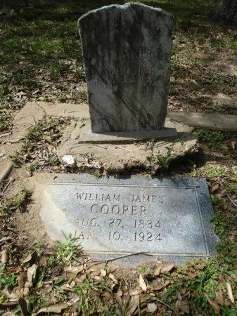 COOPER, WILLIAM JAMES - Fort Bend County, Texas | WILLIAM JAMES COOPER - Texas Gravestone Photos