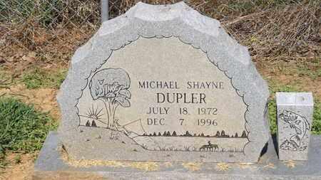 DUPLER, MICHAEL SHAYNE - Franklin County, Texas | MICHAEL SHAYNE DUPLER - Texas Gravestone Photos