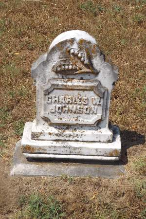 JOHNSON, CHARLES W - Franklin County, Texas | CHARLES W JOHNSON - Texas Gravestone Photos