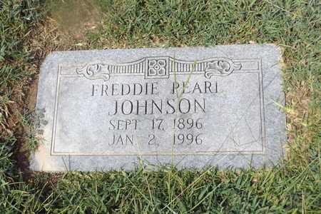 JOHNSON, FREDDIE PEARL - Franklin County, Texas | FREDDIE PEARL JOHNSON - Texas Gravestone Photos