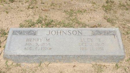 JOHNSON, LUCY ELNORA - Franklin County, Texas | LUCY ELNORA JOHNSON - Texas Gravestone Photos