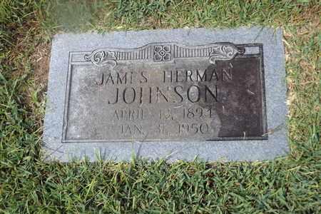 JOHNSON, JAMES HERMAN - Franklin County, Texas | JAMES HERMAN JOHNSON - Texas Gravestone Photos