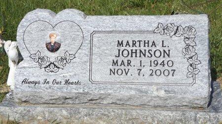 JOHNSON, MARTHA LETICIA - Franklin County, Texas   MARTHA LETICIA JOHNSON - Texas Gravestone Photos