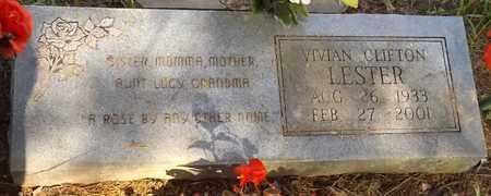 LESTER, VIVIAN - Franklin County, Texas   VIVIAN LESTER - Texas Gravestone Photos