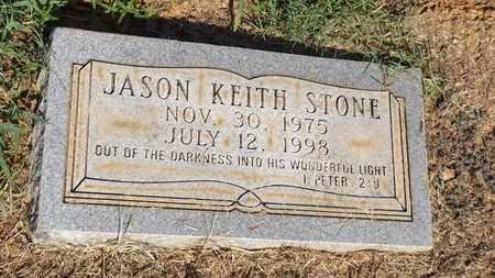 STONE, JASON KEITH - Franklin County, Texas | JASON KEITH STONE - Texas Gravestone Photos