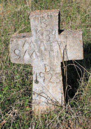 SMITH, MATT - Freestone County, Texas   MATT SMITH - Texas Gravestone Photos