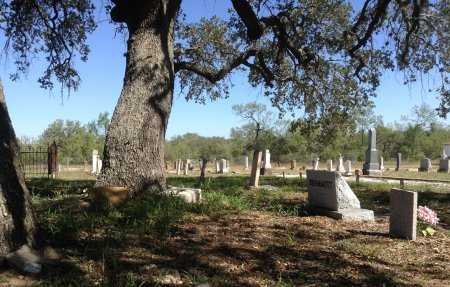 *CEMETERY VIEW,  - Frio County, Texas |  *CEMETERY VIEW - Texas Gravestone Photos