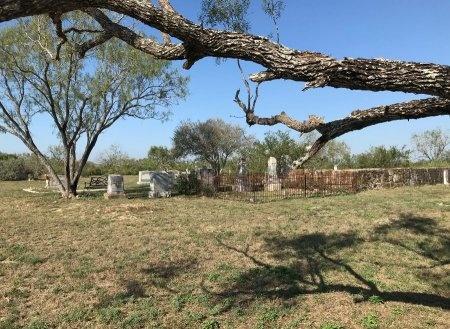 *CEMETERY VIEW,  - Frio County, Texas |  *CEMETERY VIEW - Texas Gravestone Photos