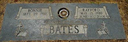 BATES, RAYFORD - Gaines County, Texas   RAYFORD BATES - Texas Gravestone Photos