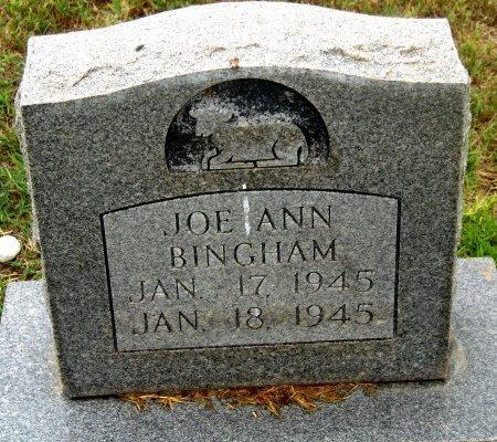 BINGHAM, JOE ANN - Gaines County, Texas   JOE ANN BINGHAM - Texas Gravestone Photos