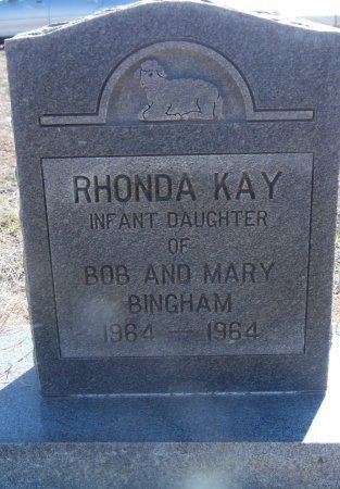 BINGHAM, RHONDA KAY - Gaines County, Texas   RHONDA KAY BINGHAM - Texas Gravestone Photos