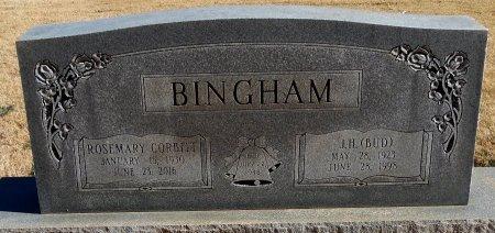 BINGHAM, ROSEMARY - Gaines County, Texas | ROSEMARY BINGHAM - Texas Gravestone Photos
