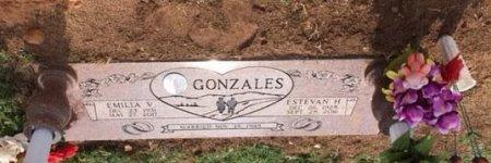 GONZALES, ESTEVAN H. - Gaines County, Texas   ESTEVAN H. GONZALES - Texas Gravestone Photos