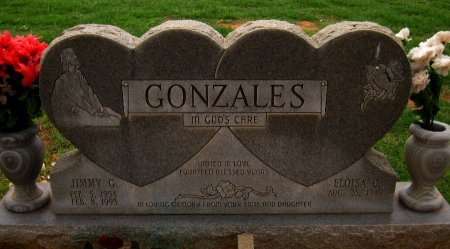 GONZALES, JIMMY G. - Gaines County, Texas | JIMMY G. GONZALES - Texas Gravestone Photos