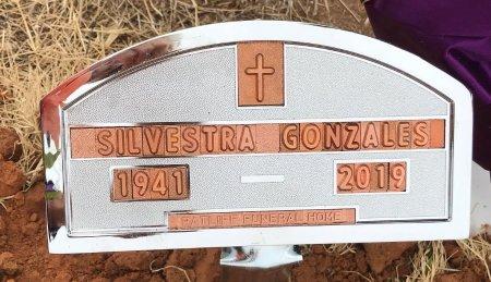 GONZALES, SILVESTRA - Gaines County, Texas | SILVESTRA GONZALES - Texas Gravestone Photos