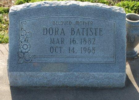JACKSON BATISTE, DORA - Galveston County, Texas | DORA JACKSON BATISTE - Texas Gravestone Photos