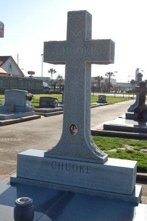 CHUOKE, MITCHELL - Galveston County, Texas | MITCHELL CHUOKE - Texas Gravestone Photos