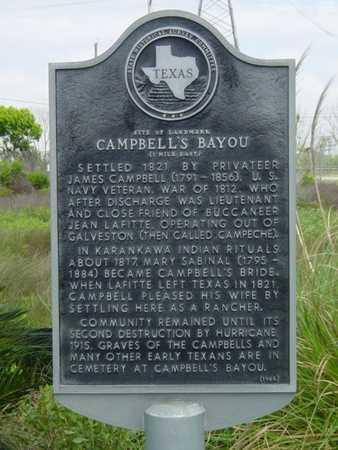 *HISTORIC MARKER,  - Galveston County, Texas |  *HISTORIC MARKER - Texas Gravestone Photos