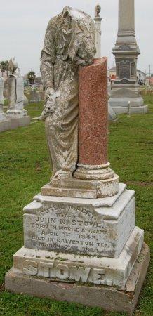 MABRY STOWE, GUSSIE - Galveston County, Texas | GUSSIE MABRY STOWE - Texas Gravestone Photos