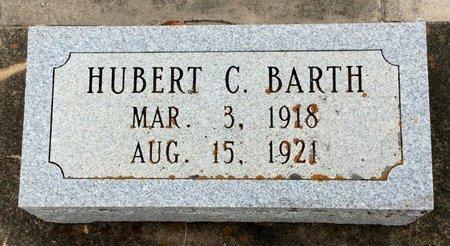 BARTH, HUBERT C. - Gillespie County, Texas | HUBERT C. BARTH - Texas Gravestone Photos