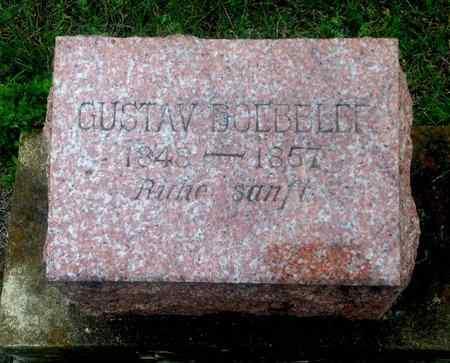 DOEBBLER, GUSTAV - Gillespie County, Texas | GUSTAV DOEBBLER - Texas Gravestone Photos
