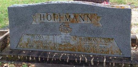 DOEBBLER HOFFMANN, HELMA - Gillespie County, Texas | HELMA DOEBBLER HOFFMANN - Texas Gravestone Photos