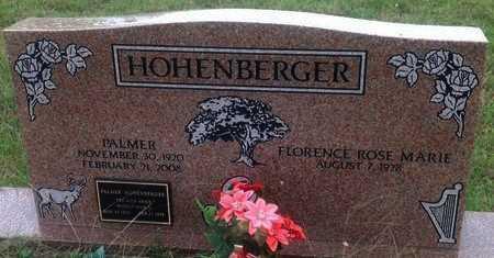 HOHENBERGER, PALMER - Gillespie County, Texas | PALMER HOHENBERGER - Texas Gravestone Photos