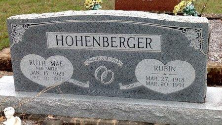 HOHENBERGER, RUBIN - Gillespie County, Texas | RUBIN HOHENBERGER - Texas Gravestone Photos