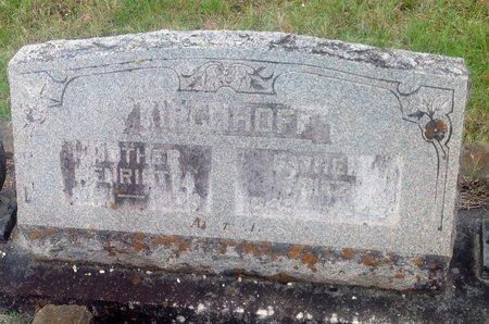 KIRCHHOFF, HENRIETTA - Gillespie County, Texas | HENRIETTA KIRCHHOFF - Texas Gravestone Photos