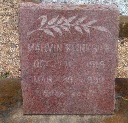 KLINKSIEK, MARVIN - Gillespie County, Texas | MARVIN KLINKSIEK - Texas Gravestone Photos