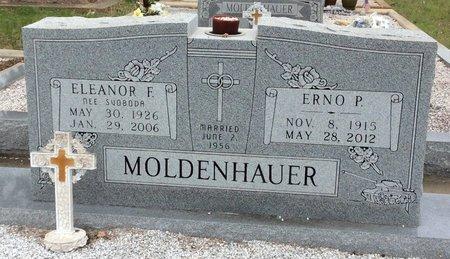 MOLDENHAUER, ERNO P. - Gillespie County, Texas | ERNO P. MOLDENHAUER - Texas Gravestone Photos