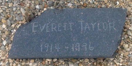 TAYLOR, EVERETT - Gillespie County, Texas | EVERETT TAYLOR - Texas Gravestone Photos