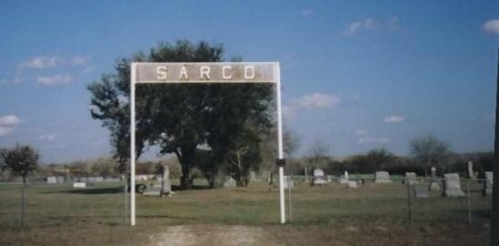 *SARCO ENTRANCE,  - Goliad County, Texas |  *SARCO ENTRANCE - Texas Gravestone Photos
