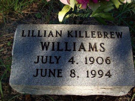 WILLIAMS, LILLIAN - Goliad County, Texas | LILLIAN WILLIAMS - Texas Gravestone Photos