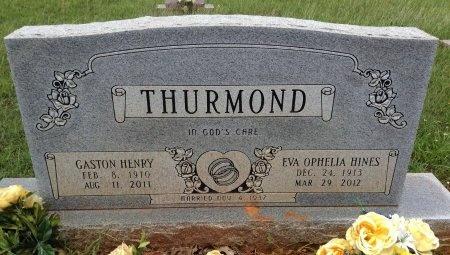 THURMOND, GASTON HENRY - Gonzales County, Texas | GASTON HENRY THURMOND - Texas Gravestone Photos