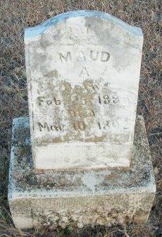 ADAMS, MAUD - Grayson County, Texas   MAUD ADAMS - Texas Gravestone Photos